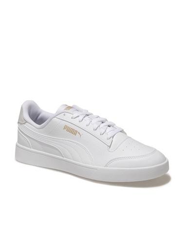 Puma Shuffle Shuffle Beyaz